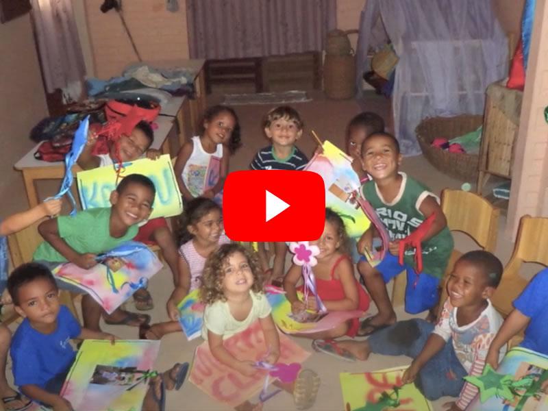 Celebração dos 10 anos do Jardim das Bromélias